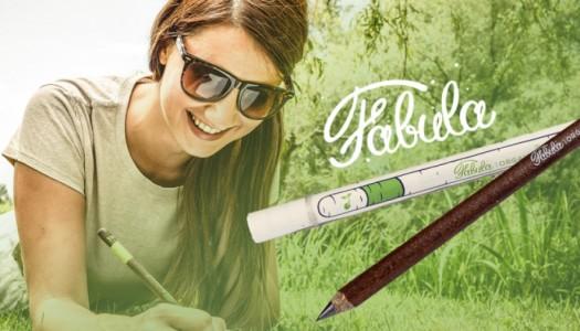 Fabula – olovka koja hrani prirodu kreće u lov na investitore