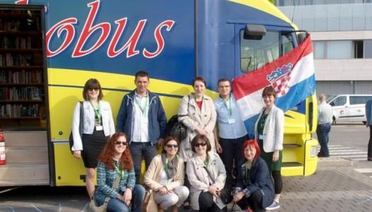 Vinkovačka pokretna knjižnica predstavljala Hrvatsku u Pečuhu