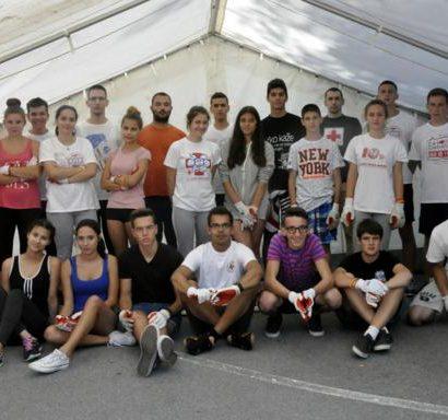 Grupa radionice DUK - Djelovanje u katastrofama