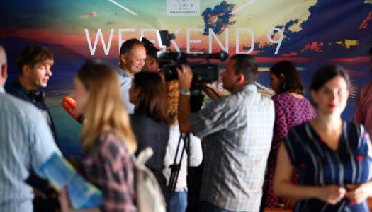 Weekend Media Festival 2016 – Rovinj, 22. – 25.9.2016.