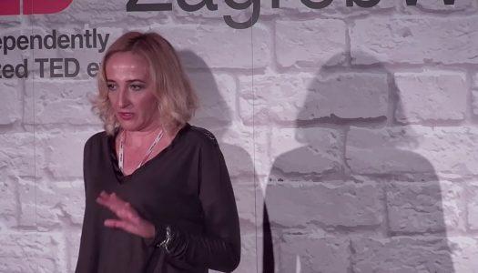 Sarkazmom u bolju budućnost | Meri Bauk | TEDxZagrebWomen