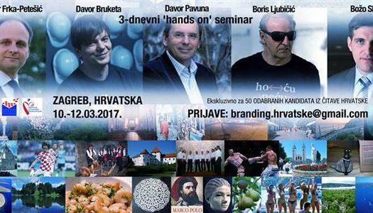 3. konferencija Branding Hrvatske u svijetu
