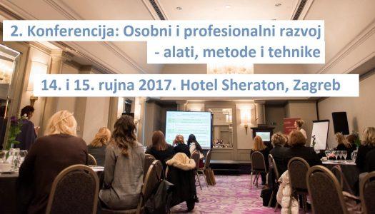2. Konferencija: Osobni i profesionalni razvoj