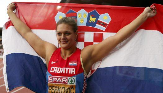 Sandra vratila  svjetsko zlato u Hrvatsku!