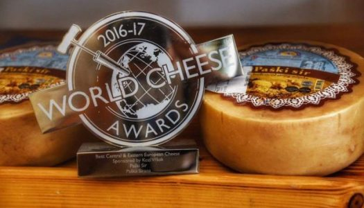 Paški sir proglašen najboljim na svijetu