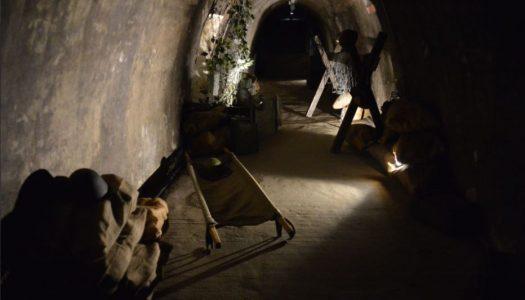 """Otvorena jedinstvena multimedijska interaktivna izložba """"Croatia je Hrvatska"""" u tunelu Grič"""