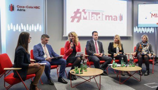 Coca-Cola pokreće obrazovni program za mlade