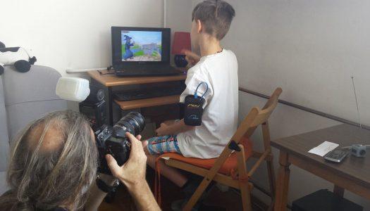 Djeca s autizmom i ADHD-om na terapiji strojem koji im čita misli