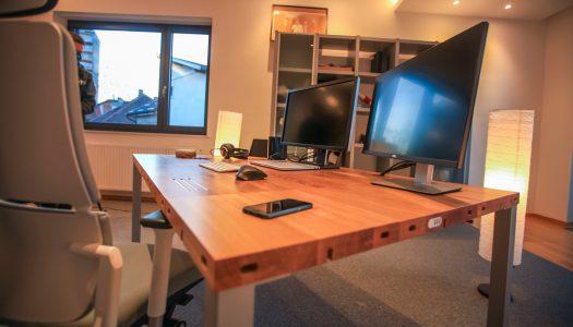 Uz pomoć Panonskog drvnog centra kreirao modularni stol koji je osvojio gotovo cijeli svijet
