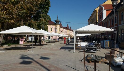 Akcija Kupujmo hrvatsko sutra u Vinkovcima