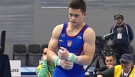 Tin Srbić postao svjetski prvak na preči!