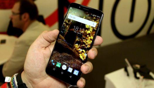 Hrvatski NOA izbacuje novi smartphone s omjerom ekrana 18:9 i DTS zvukom