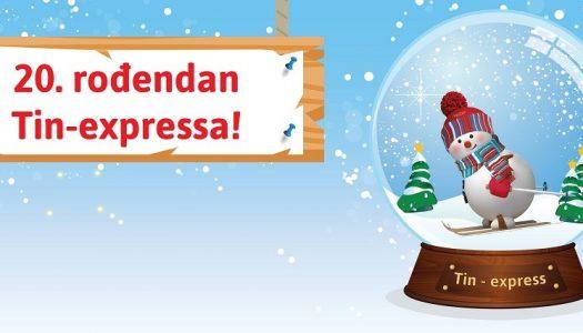 Vidimo se u božićnom vlaku!