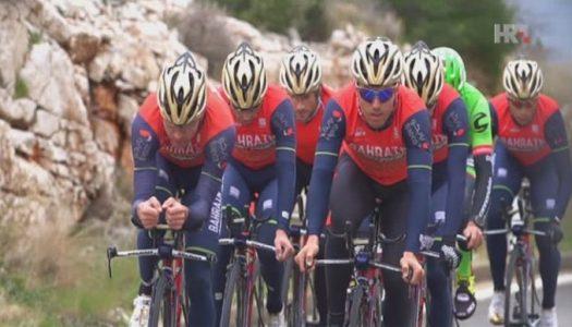 Bahrain Merida i Nibali na pripremama na Hvaru