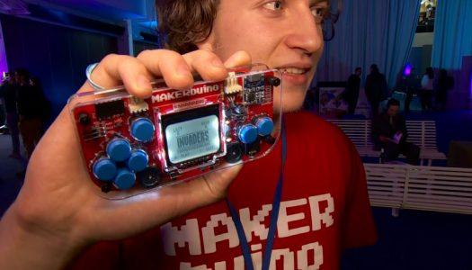 Pobjednik Zagreb Connecta 2017. je Albert Gajšak i njegov projekt MakerBuino