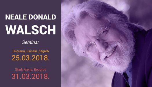 N.D.Walsch u Zagrebu i Beogradu!