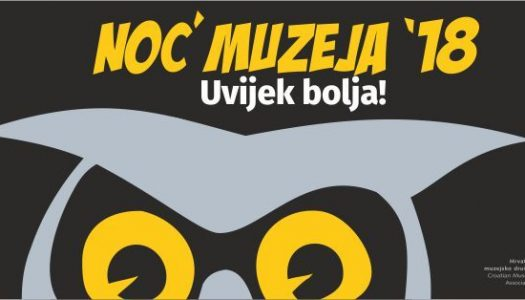 Noć muzeja 2018./Night of Museums 2018