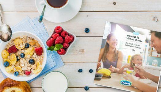 """Dukat predstavio projekt """"Doručak je više od obroka"""""""