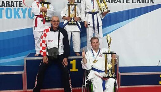 Parakaratisti uspješni na 38 Grand Prix Slovakia