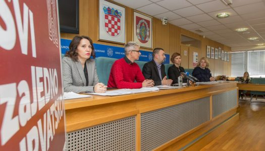 """Vukovar od 3-6 svibnja biti će Hrvatska u malom, održava se Festival """"SVI zaJEDNO HRVATSKA NAJ"""""""