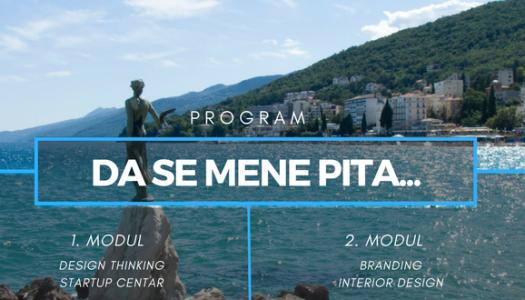 Mladi će sami osmisliti uređenje Start-up inkubatora za kreativne turističke inovacije