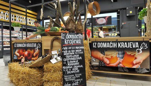 Agrokor s dobiti od 274 milijuna kuna, prodaja u Konzumu porasla 20 posto