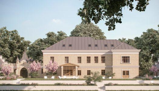 Dvorac Janković uskoro će biti turističko središte i najljepši u Slavoniji