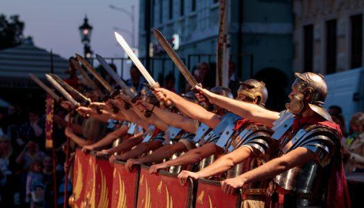 Uskoro počinje odlična proljetna manifestacija – VI. Rimski dani u Vinkovcima