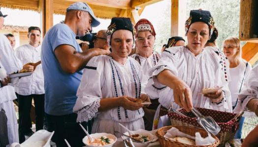 Jela i vina iz Podunavlja, koncerti Amire Medunjanin, Fluentesa…