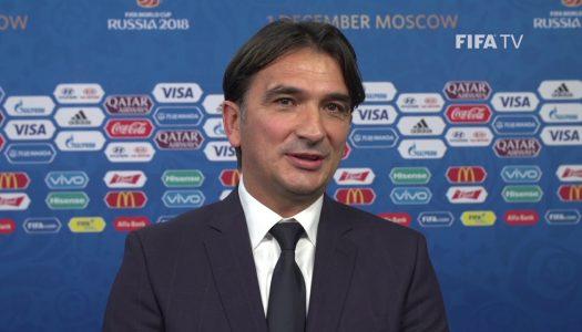 Hrvatski izbornik Zlatko Dalić službeno nominiran za najboljeg trenera svijeta!