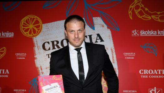 Predstavljena Hrvatska kuharica s receptima 36 najboljih hrvatskih chefova