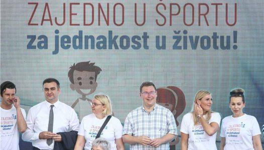 Iz EU fonodova izvučen značajan iznos za naš sport, čak 50 milijuna kuna ide za najosjetljivije