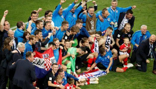 Najveća utakmica u povijesti hrvatskog sporta