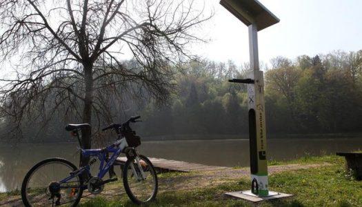 Za jedinstvenu inovaciju – solarni stup za bicikle 40.000 kuna