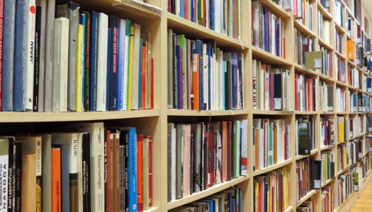 Uživo iz knjižničnog tračeraja