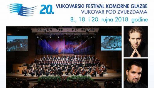 Zagrebačka filharmonija – 20 godina gostovanja u Vukovaru