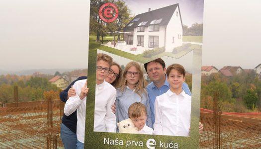 Počinje gradnja prve e4 kuće u Hrvatskoj