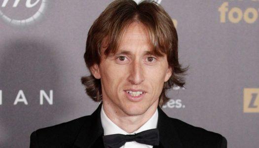 Luka Modrić je osvojio Zlatnu loptu