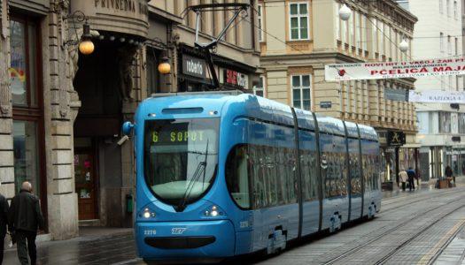 I ove godine besplatan javni prijevoz vikendom za vrijeme Adventa u Zagrebu