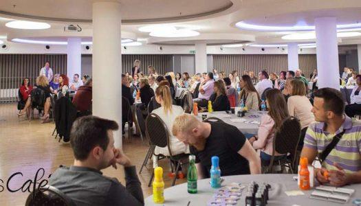 Jubilarni 50. Business Cafe u Zagrebu – KULTURA USPJEHA