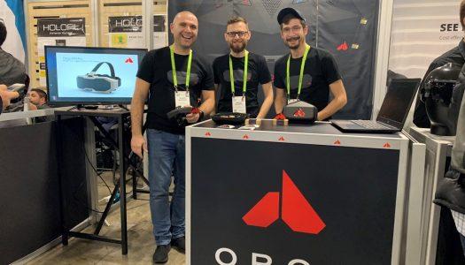 Hrvatska Orqa je hit na CES-u 2019: Amazon, Foxconn i Pentagon su ih posjetili čim se otvorio sajam