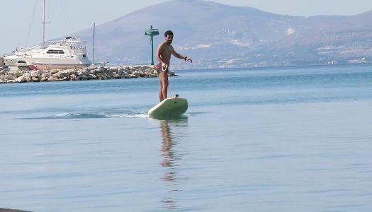 Mladići napravili prvu hrvatsku električnu dasku za surfanje