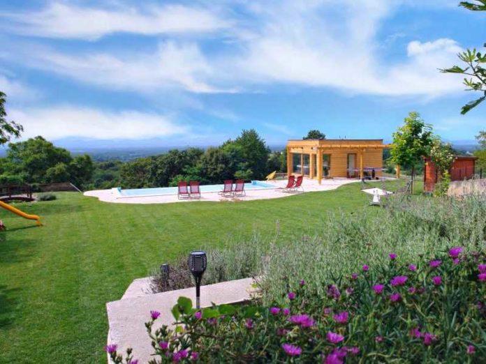 Kuća za odmor Gran Vista iz mjesta Dragoslavec nedaleko Čakovca proglašena je najboljom obiteljskom kućom za odmor (izvor: Gran Vista, foto album)